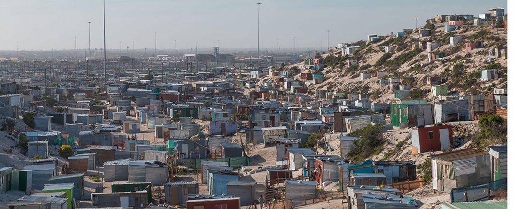 Township in Capetown