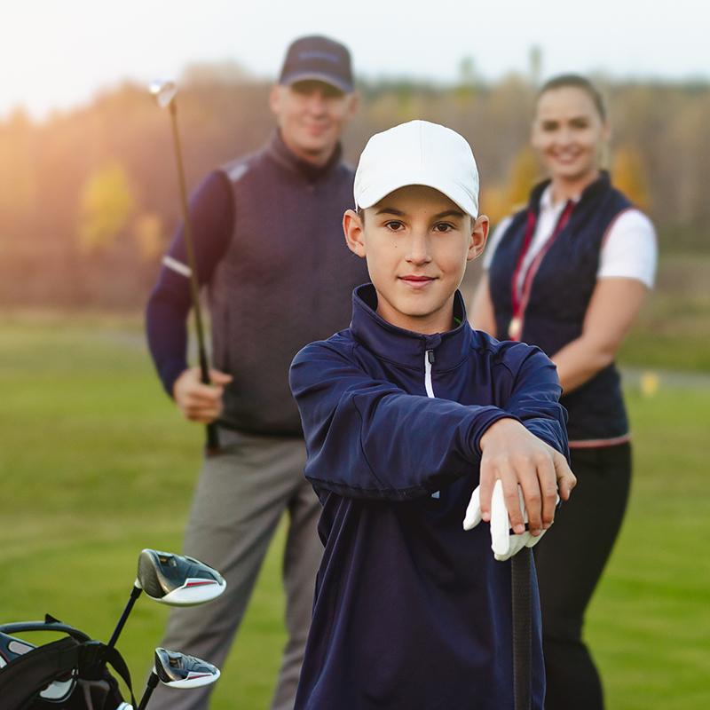Family Golfing adventure in Scotland