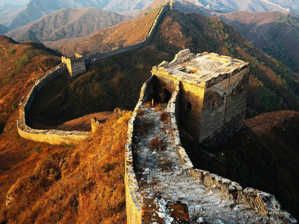 Geikou, Great Wall of China