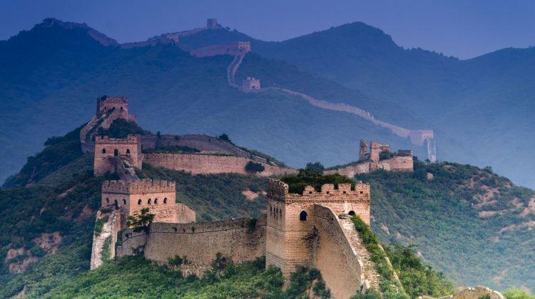 Jinshanling, Great Wall of China