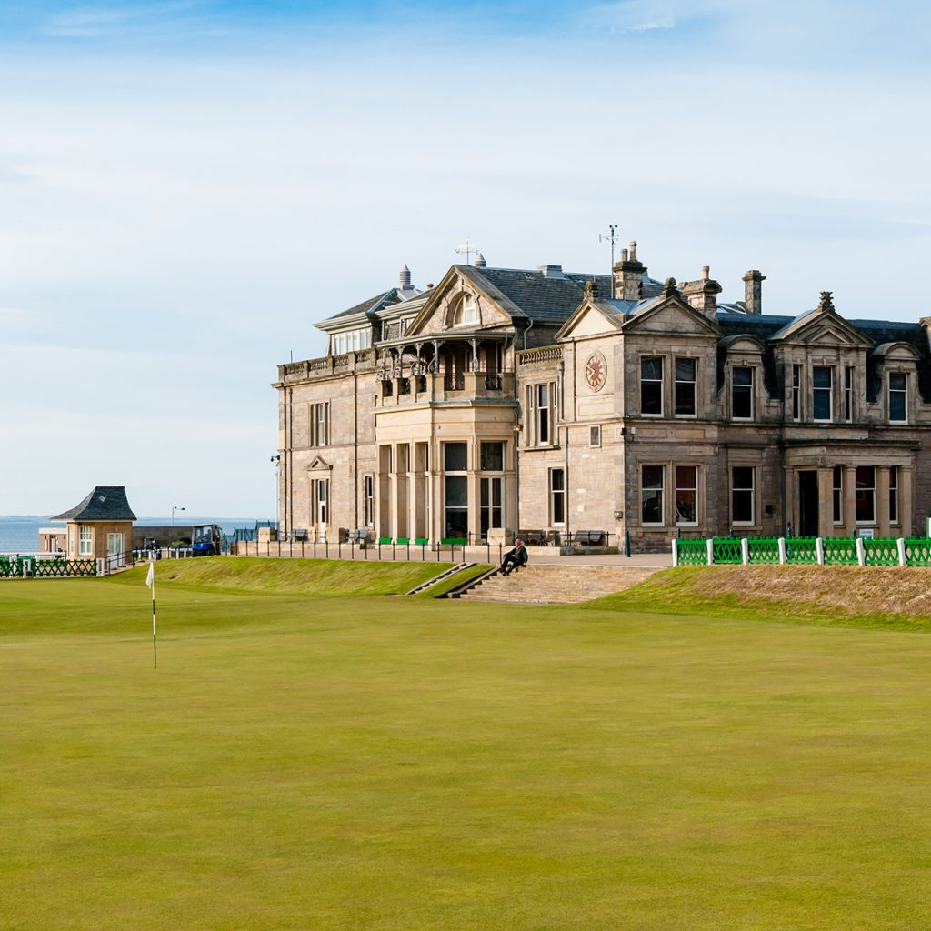 St Andrews Old Course, Scotland