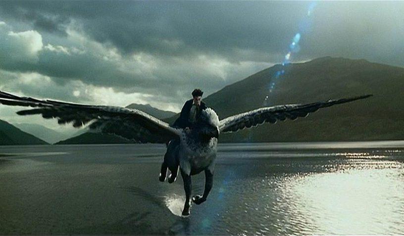 Harry Potter Scene filmed on the Loch Etive