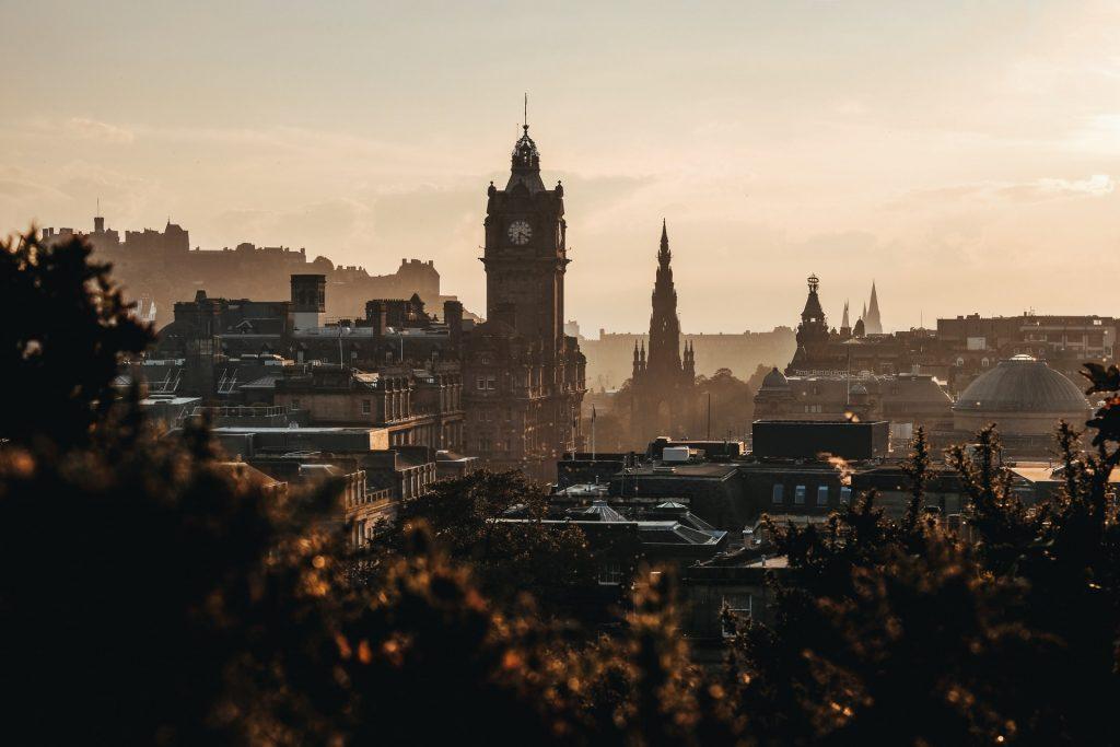 Carlton Hill, Edinburgh