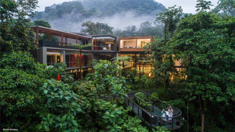 Mashpi Lodge Ecuador