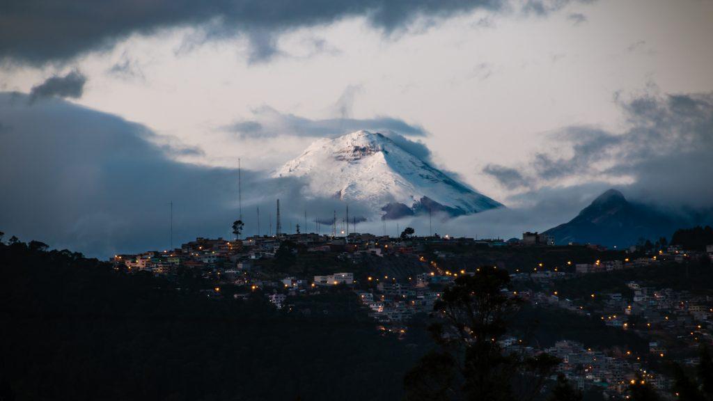 Ecuador family travel