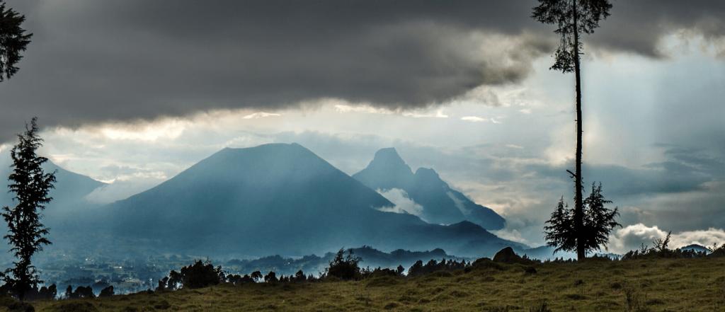 Rwanda Volcano