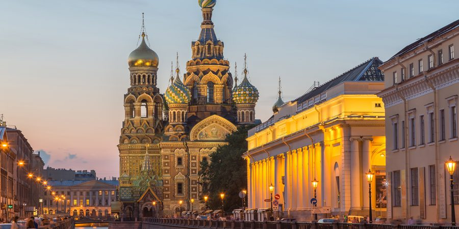 Church of the Saviour, St Petersburg